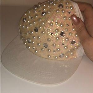 Bling SnapBack Cap